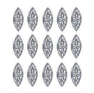 Loose Marquise Diamond Layouts - Ava Diamonds
