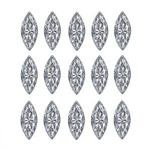 Loose Marquise Diamond Layouts - Ava Diamonds