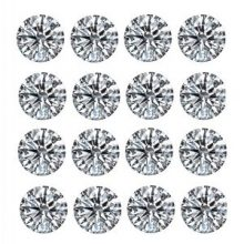 Brilliant Cut Round Diamond Layouts - Ava Diamonds