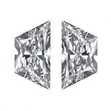 trapezoid diamond pairs