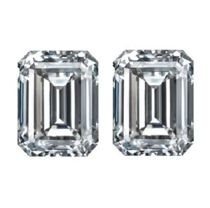 Loose Emerald Diamonds Side Stones - Ava Diamonds