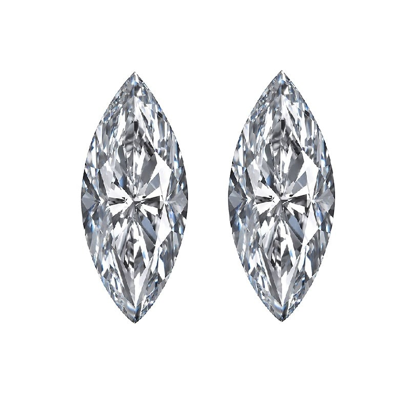 Loose Marquise Diamond Side Stones by Ava Diamonds