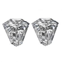 Shield Cut Diamonds - Ava Diamonds