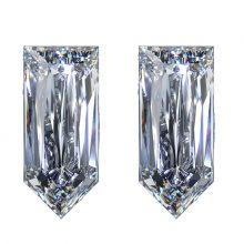Bullet Cut Diamond