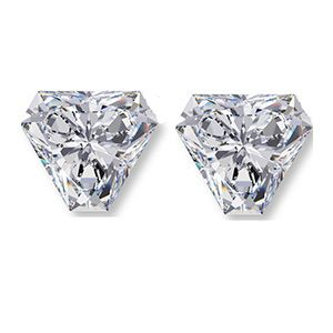 Calf Cut Diamond Side Stones - Ava Diamonds