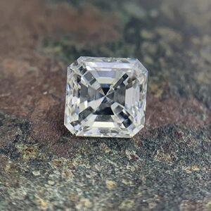 loose asscher cut diamond-min