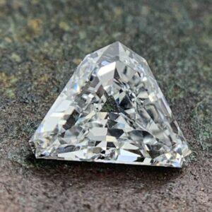 loose shield cut diamonds