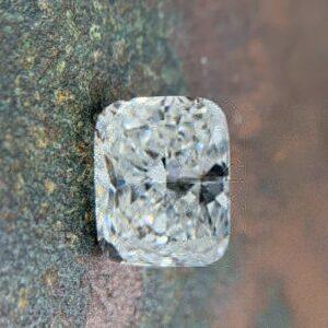 loose rectangular cushion cut diamonds
