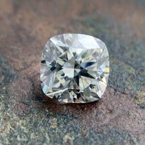 loose square cushion cut diamonds