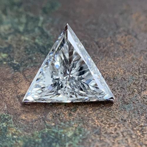loose trilliant cut diamonds