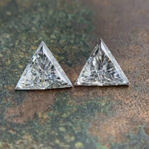 trilliant cut diamond matching pairs