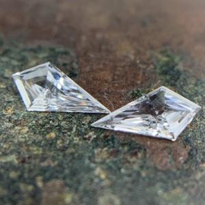 classic kite cut diamond